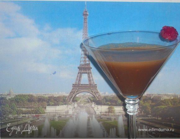 """Шоколадный мусс """"Немного Франции"""""""