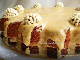 Кофейный торт