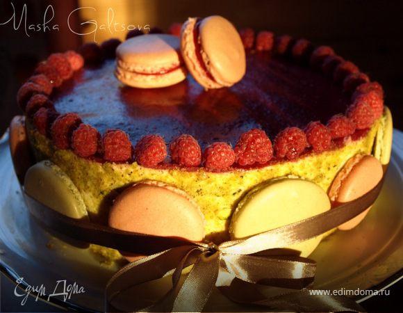 """Торт """"Изумруд"""" от Ниночки"""
