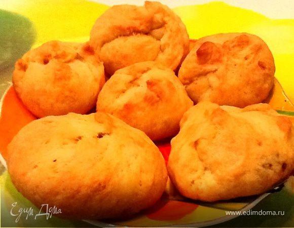 Песочные печенья с начинкой