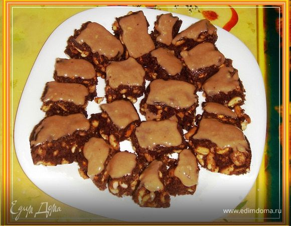"Брауни ""CHOCOLATE NUT PARADISE"""