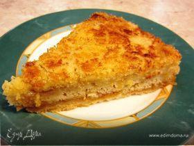 Пирог насыпной яблочный (не для РД)