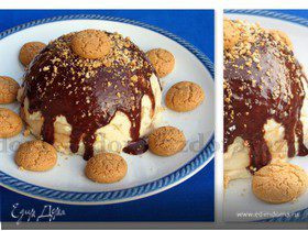 """Грушевый десерт """"Будьте здоровы!"""""""