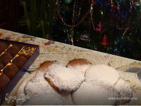 Гречневое печенье