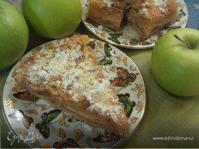 Венгерский яблочный пирог)