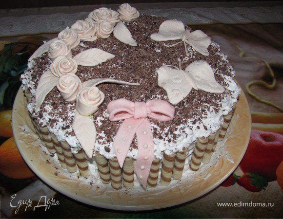 """Торт """"Волшебница"""""""