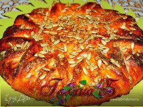 Тыквенно-имбирный пирог