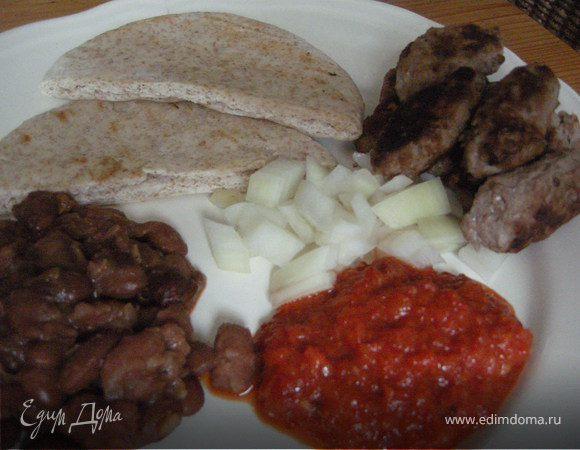 Чевапчичи - Хорватские кeбабы