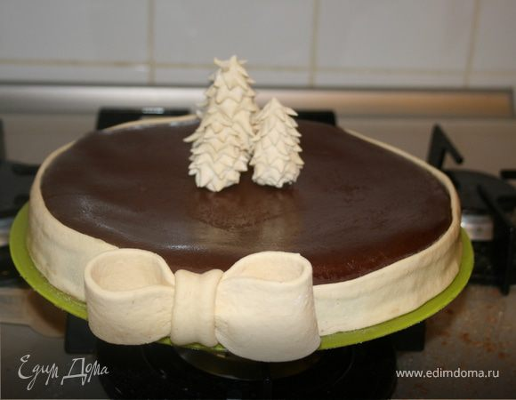 "Tescoma. Торт ""Черно-белый лес"""