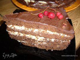 """Торт """" Шоколадное чудо"""""""