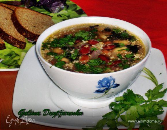 "Суп ""Почти грузинский"""