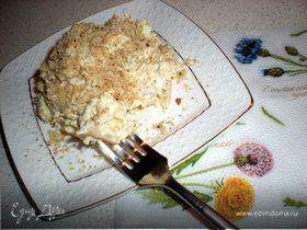 Салат из курицы, ананаса и свити для друзей