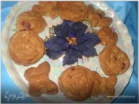 Клубнично-кокосовые кексы для всех Татьян