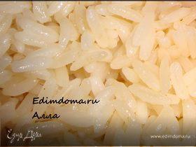 Рис отварной (готовим в СВЧ)