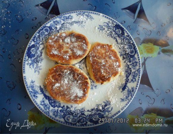 Сырники от бабушки