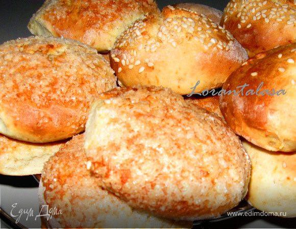 Бисквитные коржики