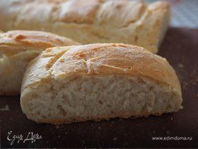 Хлеб. Французский багет.