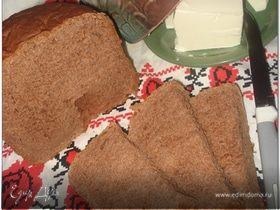 Шоколадный хлеб к чаю
