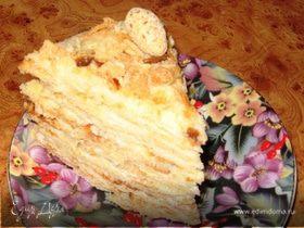 Торт «1000 слоев» (Millefeuille), или по-простому «Наполеон»