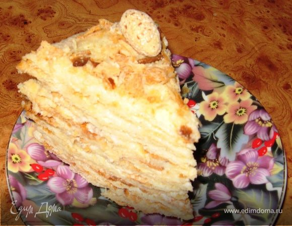 Dessert millefeuille recipe