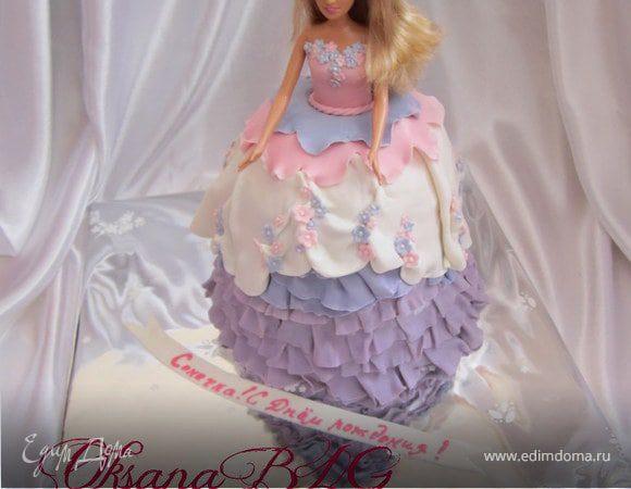 """Тортик """"Для принцессы"""""""