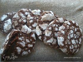 """Печенье """"Шоколадные трещины"""""""