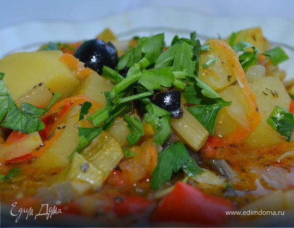 Рагу овощное «Проще простого»