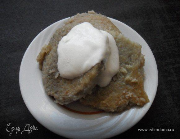 Колдуны или блинчики картофельные с мясом