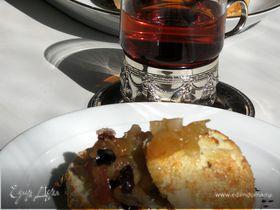 Утренние пышки (или булочки-сконы)