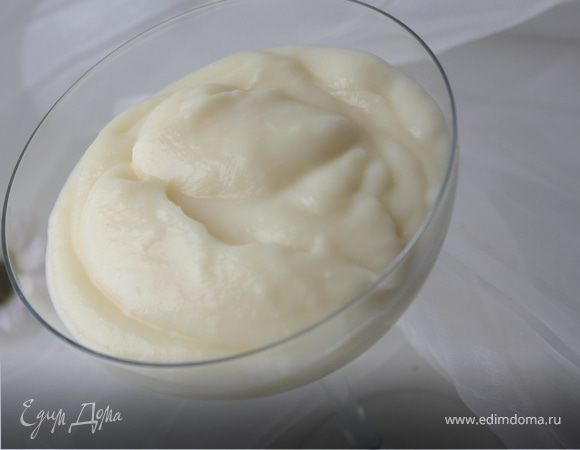Кондитерский крем Патисьер\ Creme Patissiere