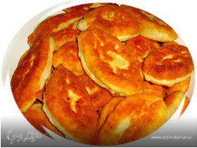 Пирожки с капустой.(Бабушкин рецепт)