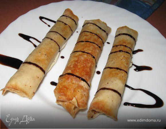 Сигары с орехово-масляной начинкой