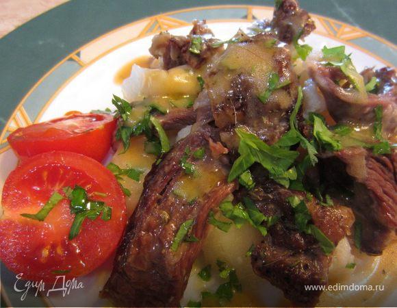 рецепты из баранины ребер