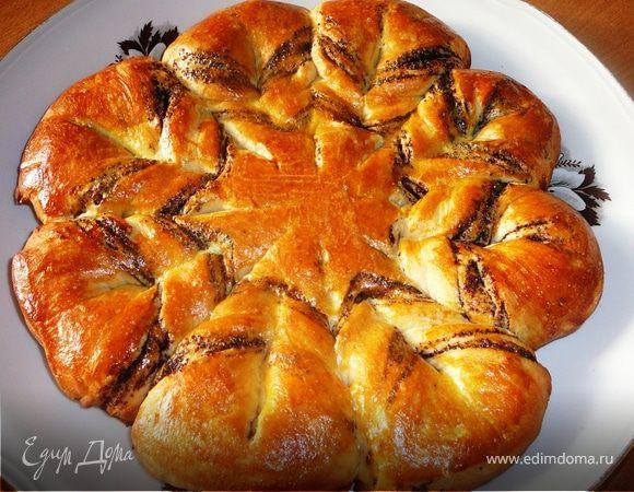 Пирог с маком