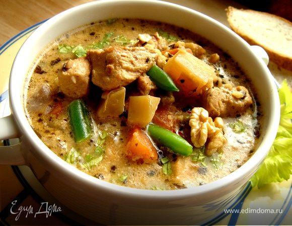 Рецепты суп из индейки
