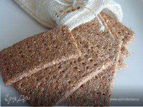 Хлебцы бедняка или В помощь худеющим