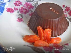 Глазированные сырки с миндалем,печеньем и курагой