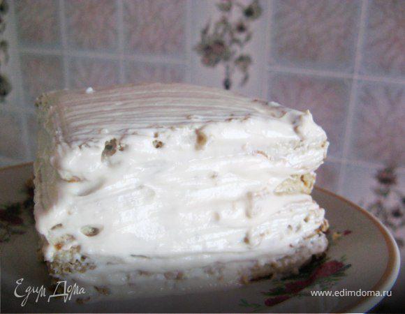 Супердиетический торт