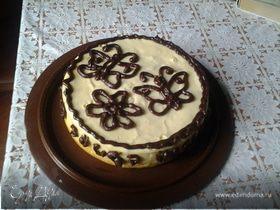 """Творожный торт-суфле """"Нежность"""""""