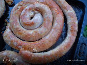 Домашняя колбаска (вариант)