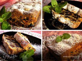Кекс с черносливом и миндальной мукой от Ги Жедда