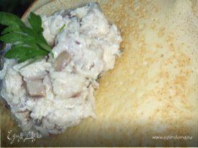 Польские блины+закуска из сельди
