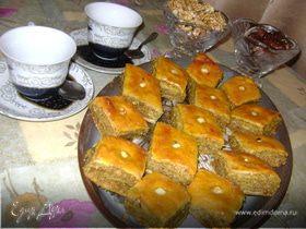 Пахлава по-азербайджански