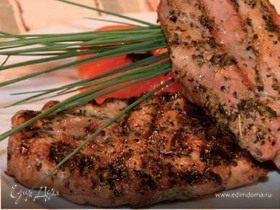 Классический стейк из говяжьей вырезки