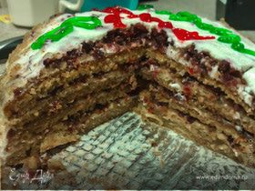 Тортик канадский