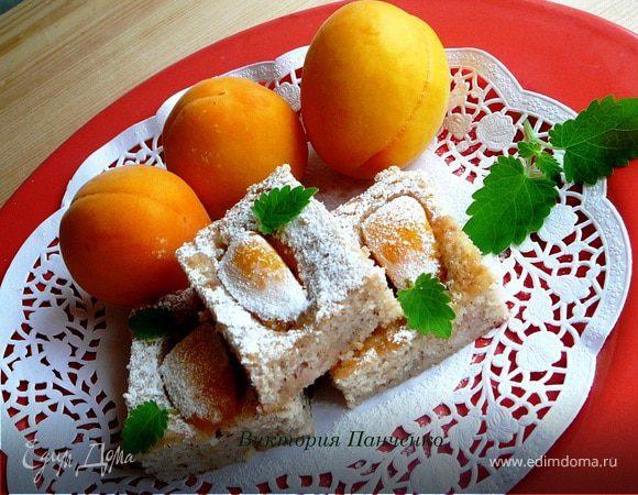 Финансье с абрикосами