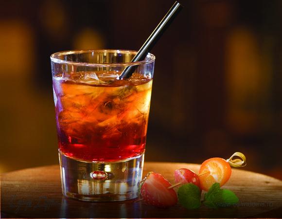 Фирменный коктейль от Люка Мерле