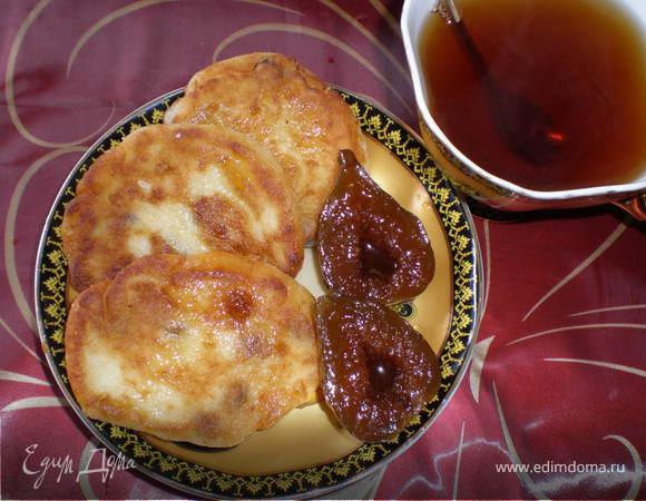Сырнички на завтрак