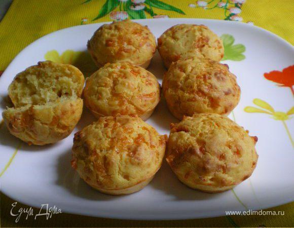 кукурузные булочки рецепт