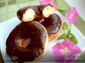 Донатс – американские пончики (Donuts)